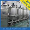 Hot sale turnkey dairy,butter,milk,yogurt processing line