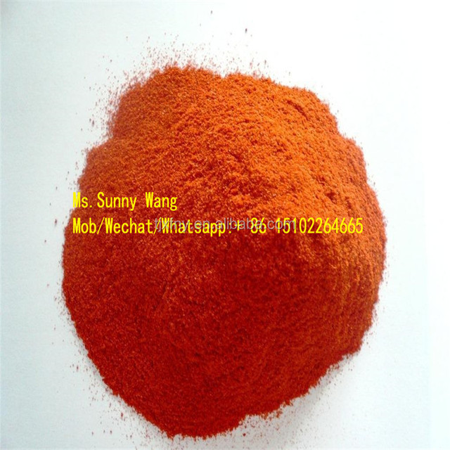 BRC A kosher haccp iso certificated low paprika powder price hot chili peppers sweet paprika red powder for chili