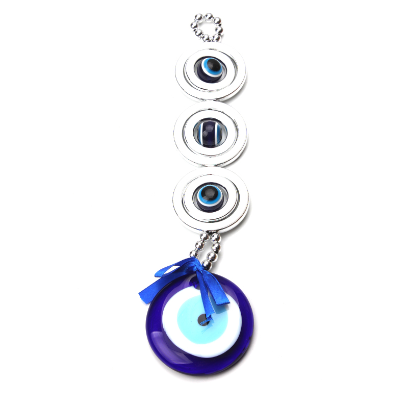 Turkey Evil Eye Home Decoration <strong>Wall</strong> Hanging Blue Bead