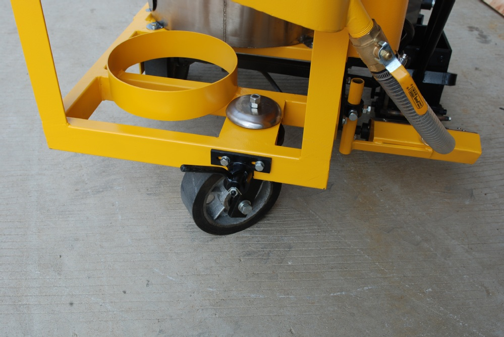 Thermoplastic Road Machine for Highway Marking
