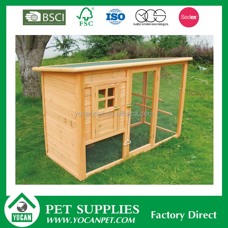 Chinese professional cheap wooden chicken coop for laying for Cheap chicken pens for sale