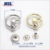 2020 Fashion Decorative Jacket Jeans Metal Ring Button Snap Fastener For Clothing