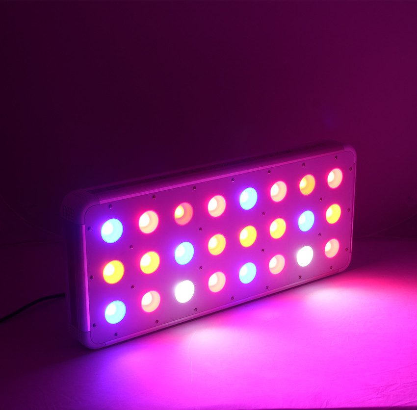 2018 TOP 600w CE certificated COB grow lights with dual spectra for Veg and blooming
