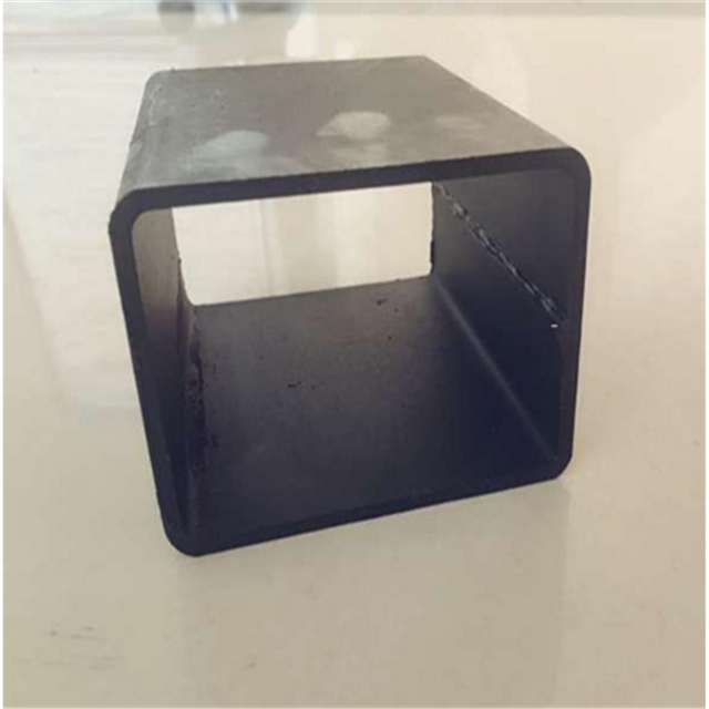 alibaba China ISO9001-2008 Q235 New ! Erw Welded Black Hollow Section Ms Rectangular Types from Shandong Shunshi