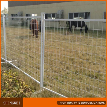 temporary yard fence. Easily Assembled Portable Yard Temporary Fence Panel