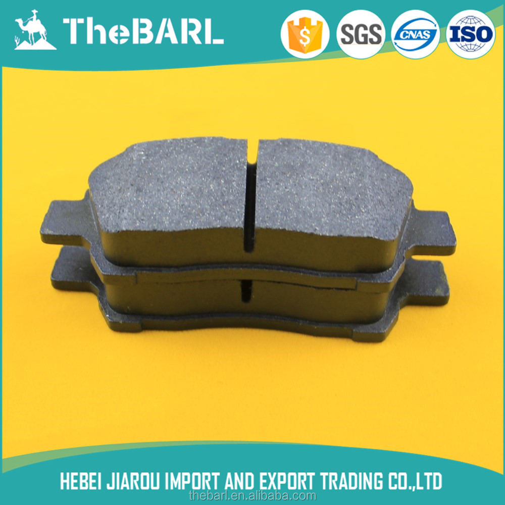 China Hebei genuine ceramic brake pad low MOQ what is the price
