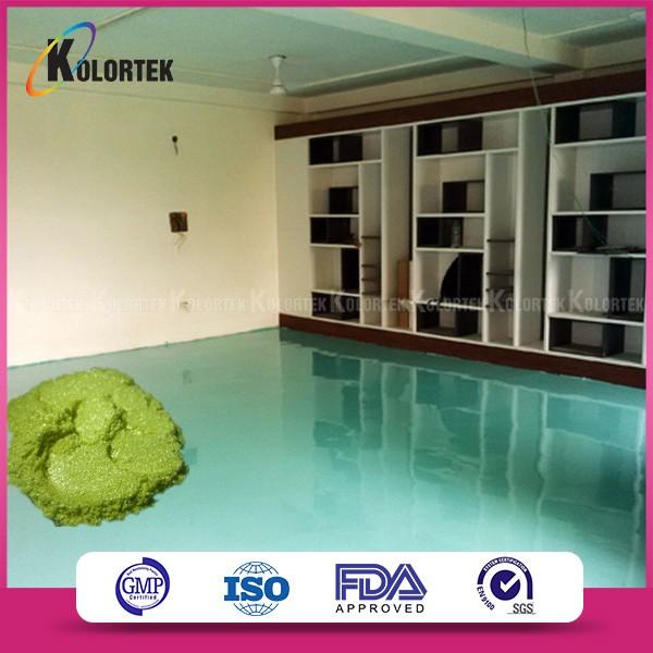 Kolortek Epoxy 3d Floor Pigment Metallic Color Pigments