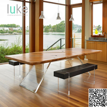 Lucite Table Legs, Lucite Table Legs Suppliers And Manufacturers At  Alibaba.com