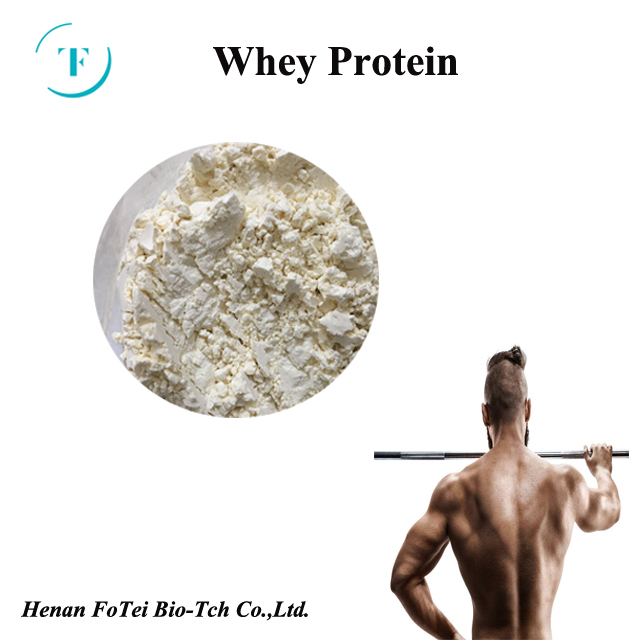 Best Price Pure Whey Protein Isolate Powder Reliable Manufacture