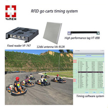 IP65 Rugged 4Ports UHF RFID Race Kart Timing System