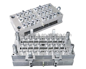 High Precision Eight Cavities Plastic Injection Mold Used on Medical Parts with Large Production