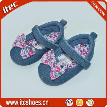 Made In China Weichen Touch Blume Bogen Mary Jane Handgemachte Filz ...