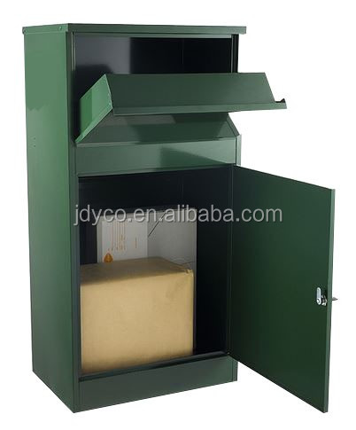 Mail Box Outdoor House Safe Parcel Delivery Box Buy Safe