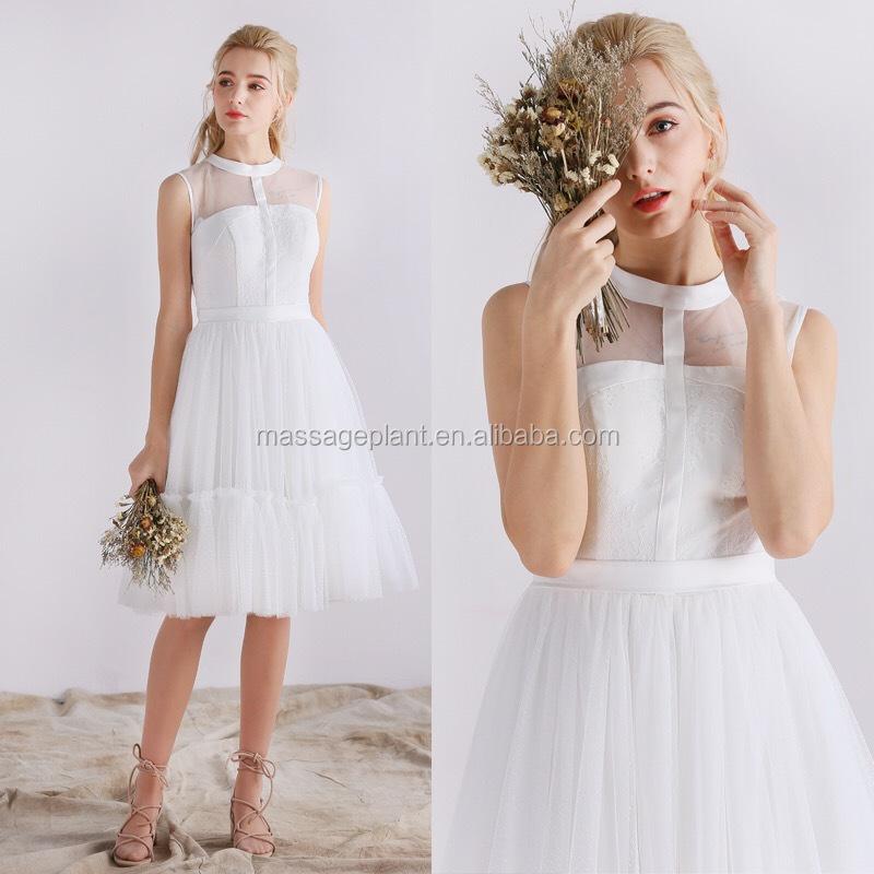Kurze brautkleider kleid knielangen kleid haute couture ...