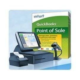 Touch Terminal Point of Sale Bundle featuring Intuit POS - Intuit Payment Processing required