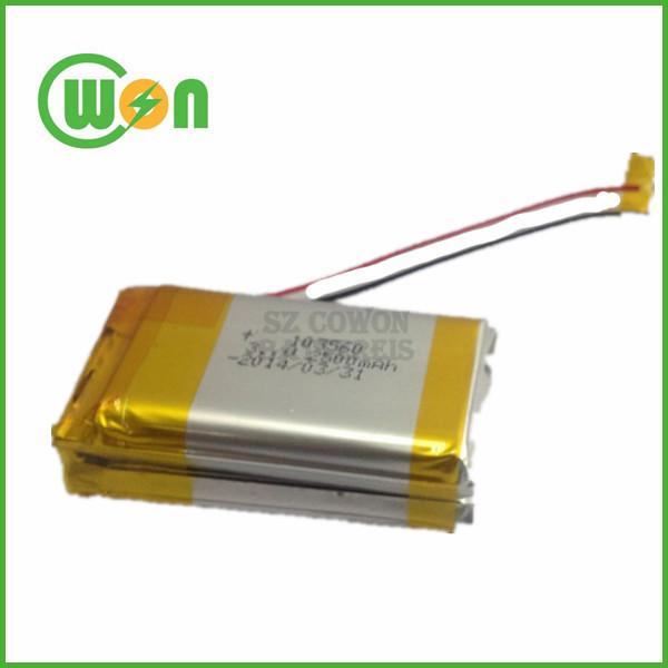 7.4v Li Polymer Battery Pack 855085 Rechargeable Battery 8200mah ...
