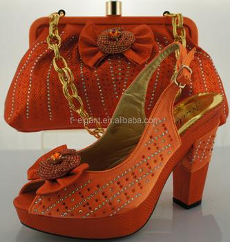 c991d5e493c5 Italian shoe and bag set  wholesale African shoes and bags  shoes and bag  made