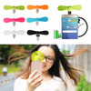 Super Cooling Portable Mini USB Fan 2in1 for Iphone for Mobile Phone