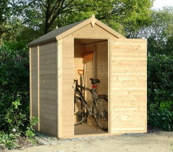 garden shed made from nordic spruce panel based construction buy garden shed hardware. Black Bedroom Furniture Sets. Home Design Ideas