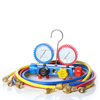 Fitting Assistant Air Conditioner R134, R410a, R22, R407c manifold gauge set