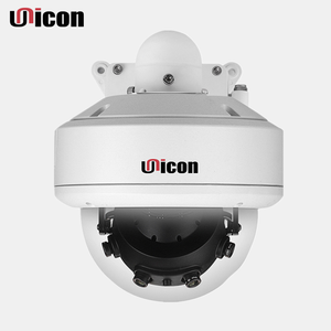 Unicon Vision 10 12 15 Megapixel Dual Lens 360 Degree Angle All Round Panoview IP Dome Panoramic Camera