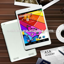 7.85 pulgadas intel tablet pc androide