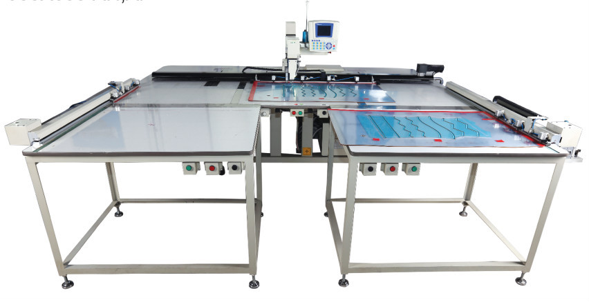 High Speed Longarm Automatic Sewing Machine For shirt and shoes
