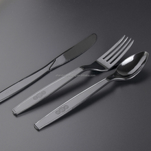 high quality china factory clear ps material disposable plastic tableware