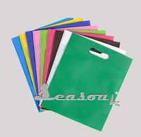 cheap pp nonwoven folding shopping tote bag for packing