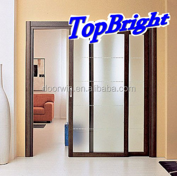Delicieux Modern Design Top Aluminium Hanging Sliding Door