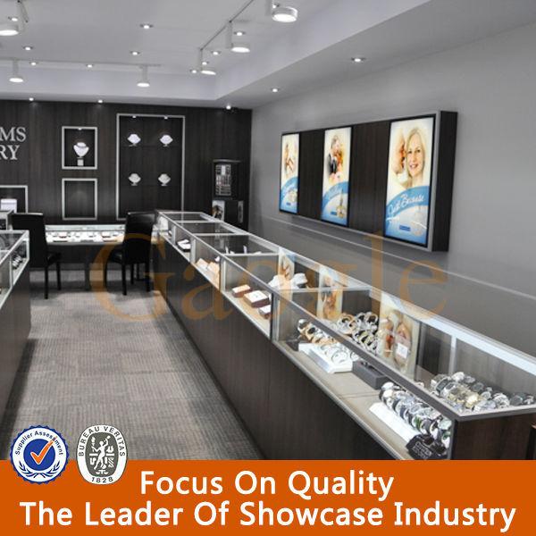 Jewellery Showroom Design Display Showcase Retail Furniture