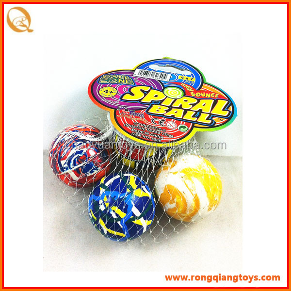 Hot selling kids small toy rubber <strong>balls</strong> 45mm rubber bouncy <strong>balls</strong> SP341826
