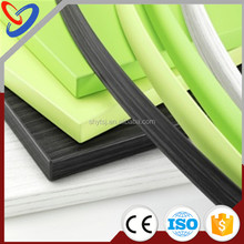 table clear plastic pvc edging strip
