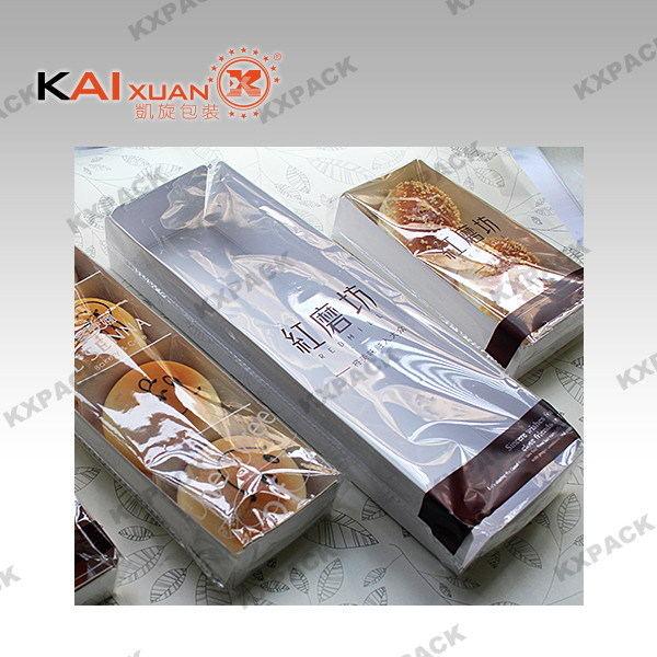 Disposable paper food packaging tray food grade food boat tray