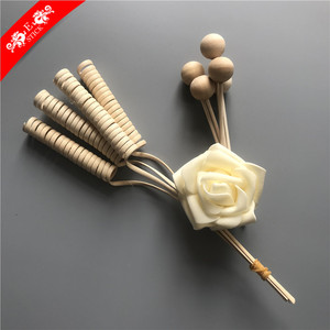 Healthy no stimulation reed diffuser aroma stick ball for purifying air