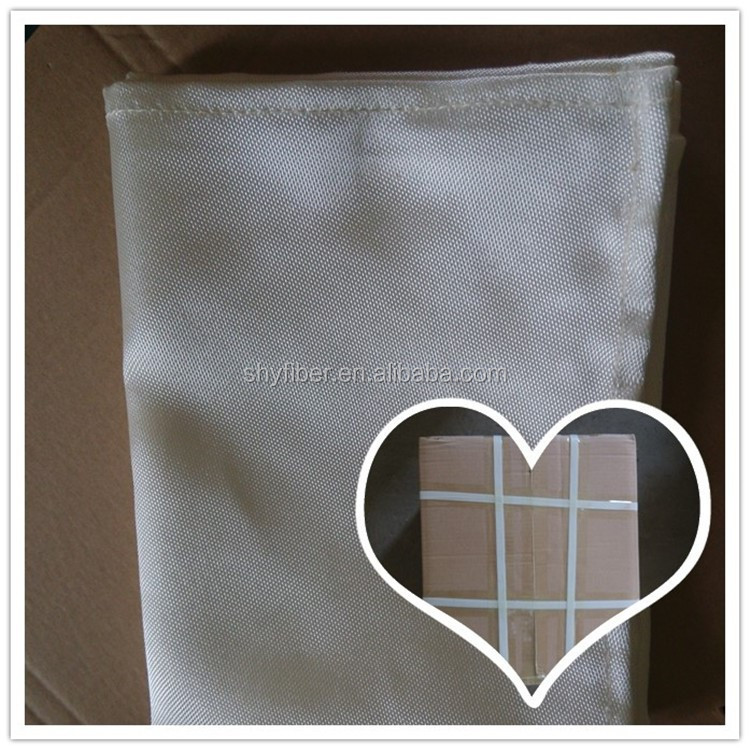 hot sale of High Silica Cloth Fire Blanket