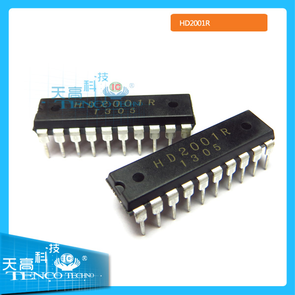 HD2001R/ mobile phone keypad ic / color tv ic price