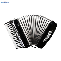 Musical Instrument 48 Bass 34 key Piano Accordion