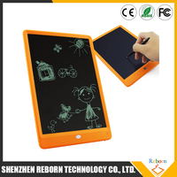Enviromental Eco-friendly 10 inch LCD Writing Tablet for Students, kids school projects