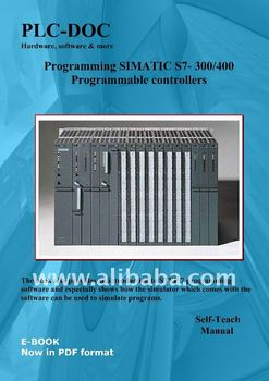 Programming Siemens S7 300/400 Plc With Step7 Software - Buy Siemens Plc  Book Product on Alibaba com