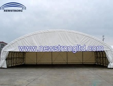 Modular Cheap Steel PVC Aircraft Hangar