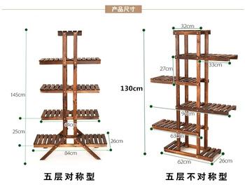 3 4 5 6 Tingkatan Kayu Bambu Bunga Pot Rak Rak Berdiri Buy Bunga Berdiri Bunga Rak Bunga Rak Product On Alibaba Com