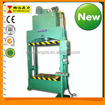 Pengda Large Scale Hydraulic Embossing Press Machine Buy
