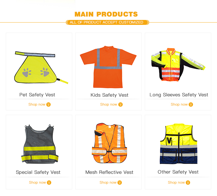 Best Price Superior Quality Safety Refleticve Vest