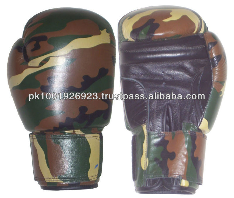 Camo color boxing glove design your own boxing gloves twins boxing gloves