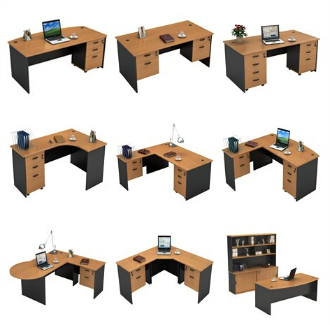 Modern Executive Desk Office Table Design,high Quality Office Furniture,office  Table Laminate Melamine