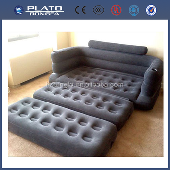 2 People Inflatable Massage Bed, Air Bed Inflatable Bed Sofa Part 46