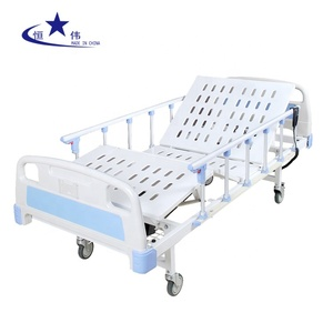 Medical devices equipment ABS head board 5 function linak electric hospital bed