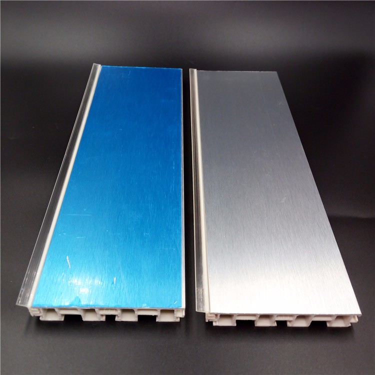 80mm Waterproof Aluminum Foil Plastic Kitchen Cabinet ...
