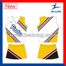 Uniformes + De + Cheerleader Cheerleaders Des Femmes Traje